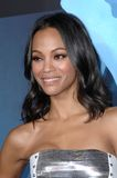 Zoe Saldana Royalty Free Stock Photos
