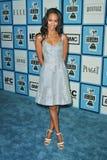Zoe Saldana. At the 2008 Film Independent's Spirit Awards. Santa Monica Pier, Santa Monica, CA. 02-23-08 Stock Photo