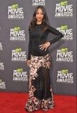 Zoe Saldana Royalty Free Stock Photo