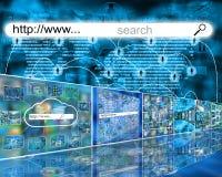 zoek Stock Afbeelding
