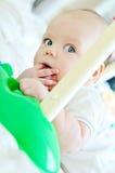 Zoet babymeisje Stock Afbeelding