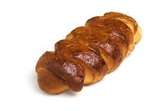 Zoet broodje met rozijnen Royalty-vrije Stock Fotografie