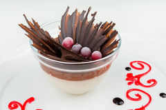 Zoet dessert Royalty-vrije Stock Foto