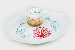 Zoet dessert Stock Fotografie