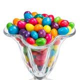 Zoet kleurrijk suikergoed Stock Afbeeldingen