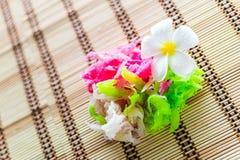 Zoet kokosnotensuikergoed thailand Royalty-vrije Stock Fotografie