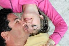 Zoet paar in liefde royalty-vrije stock foto's