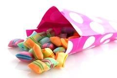 Zoet suikergoed royalty-vrije stock afbeelding