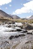 zoet water van Himalayagebergte Royalty-vrije Stock Fotografie