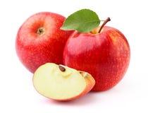 Zoete appelen royalty-vrije stock afbeelding