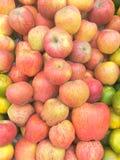 Zoete appelen Stock Afbeelding