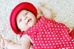 Zoete baby Royalty-vrije Stock Foto