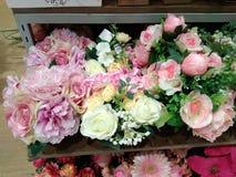 Zoete bloemdecoratie Stock Fotografie