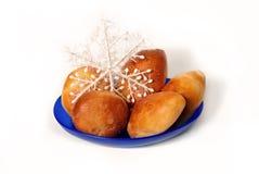 Zoete broodjes Royalty-vrije Stock Afbeelding