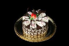 Zoete cake Stock Afbeeldingen