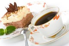 Zoete cake Stock Foto