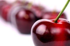 Zoete cherrys royalty-vrije stock foto