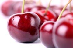 Zoete cherrys royalty-vrije stock afbeeldingen