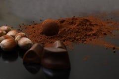Zoete chocolade Royalty-vrije Stock Afbeelding