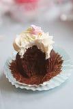 zoete cupcake stock foto's