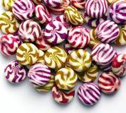 Zoete de kleurenachtergrond van de karamel Stock Foto's