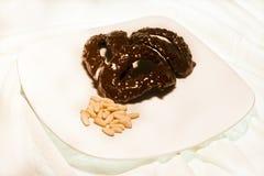 Zoete desserts Stock Foto's