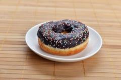 Zoete doughnut Royalty-vrije Stock Foto