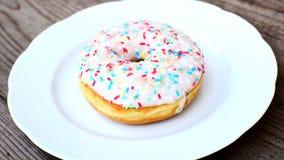 Zoete Doughnut Royalty-vrije Stock Foto's