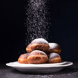 Zoete doughnuts Stock Fotografie