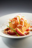 Zoete en Zure Salade Royalty-vrije Stock Fotografie