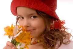 Zoete geur van bloemen stock afbeelding