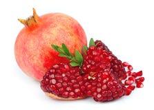 Zoete granaatappel Stock Afbeelding