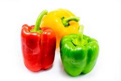 Zoete groene paprika Royalty-vrije Stock Foto