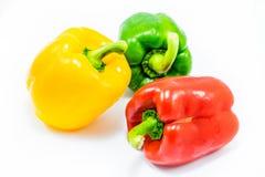 Zoete groene paprika Stock Foto's
