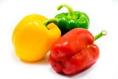 Zoete groene paprika Royalty-vrije Stock Foto's