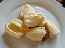 zoete jackfruit van sri lankan natuurlijke foto's Royalty-vrije Stock Afbeeldingen