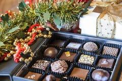 Zoete Kerstmis Royalty-vrije Stock Afbeeldingen