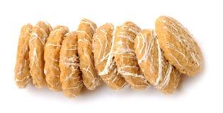 Zoete koekjes stock afbeelding