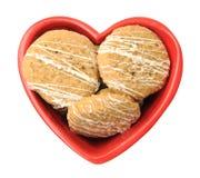 Zoete koekjes stock foto