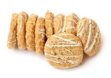 Zoete koekjes stock fotografie