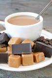 Zoete Koffie stock fotografie