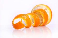 Zoete sinaasappel royalty-vrije stock afbeeldingen