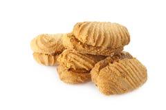 Zoete smakelijke koekjes Stock Foto