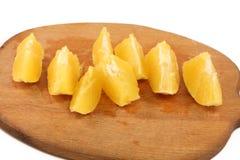 Zoete smakelijke sinaasappel Royalty-vrije Stock Afbeeldingen
