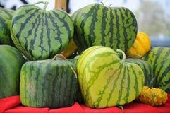 Zoete watermeloen Stock Afbeelding