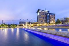 Zoetermeer μετά από το σκοτάδι Στοκ Εικόνες
