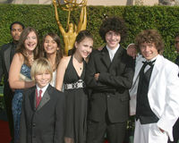 Zoey 101 warf kreatives Kunst-Emmy Award-Schrein-Auditorium 11. September 2005 stockfotos