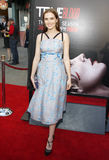 Zoey Deutch. At the Season 7 premiere of HBO's 'True Blood' held at the TCL Chinese Theatre in Los Angeles, United States, 170614 Stock Images