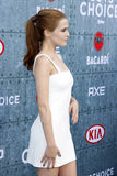 Zoey Deutch. At the 2015 Spike TV's Guys Choice Awards held at the Sony Pictures Studios in Culver City, USA on June 6, 2015 Royalty Free Stock Images
