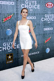 Zoey Deutch. At the 2015 Spike TV's Guys Choice Awards held at the Sony Pictures Studios in Culver City, USA on June 6, 2015 Royalty Free Stock Image